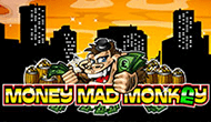 Вулкан зеркало и Money Mad Monkey